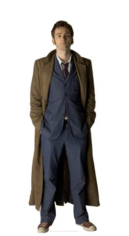 Doctor Who Th Doctor Shoes With Brown Suit
