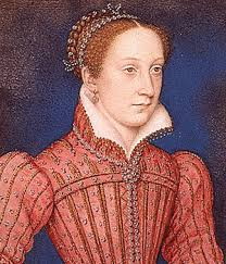 ritratto di Mary Stuart