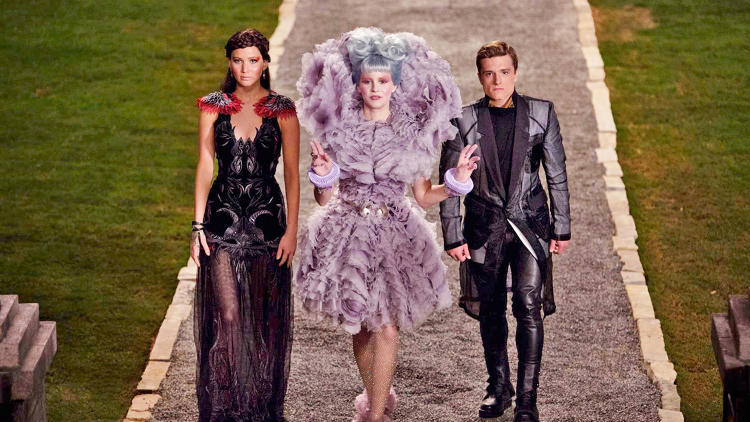 The Hunger Games: Catching fire (La ragazza di fuoco)